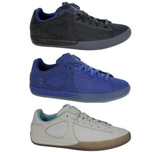 Puma AMQ ALEXANDER MCQUEEN Step Scarpe sportive uomo bianco nero blu 358549