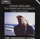 Complete Piano Music (heinonen) Einar Englund Audio CD