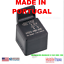 Tyco-Relay-V23234-A1001-X036-12V-5-PIN-SPDT-20-30A-Bosch-Style-1YR-Exchange thumbnail 1