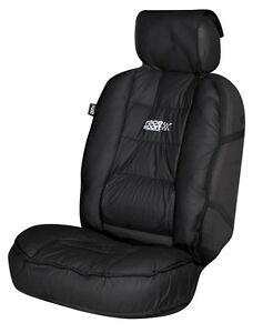 Image Is Loading Sumex Lumbar Support Protection Car Front Cushioned Seat