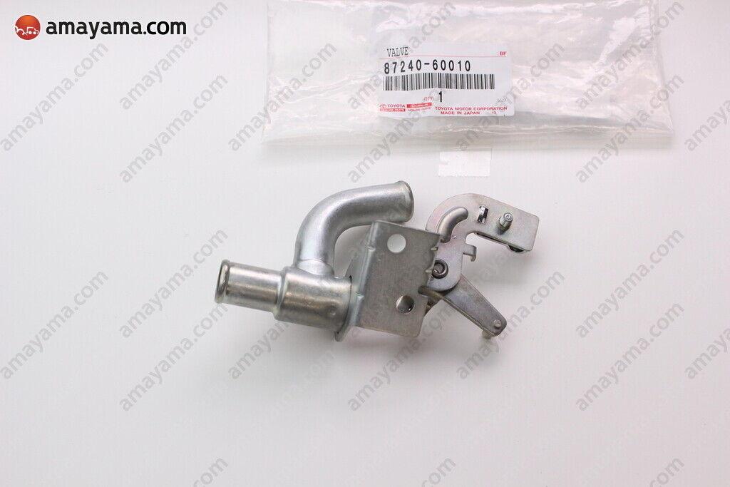 Toyota 87240-14120 HVAC Heater Control Valve