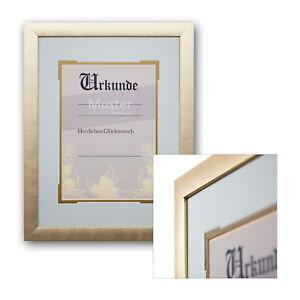 Urkundenrahmen-Marina-fuer-DIN-A4-Dokumente-Zertifikat-Meisterbrief-edel