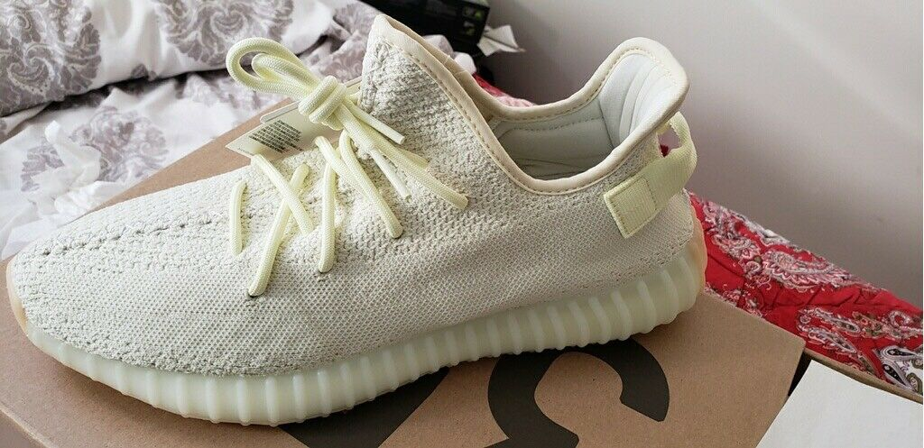 Adidas Yeezy Boost 350 V2 Butter Men's Size 4