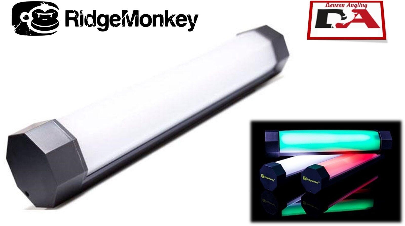 Ridge Monkey Bivvy Lite Plus vit röd grönNew 2018
