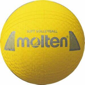 Molten Volley s2y1250-y Softball Jaune 160 g