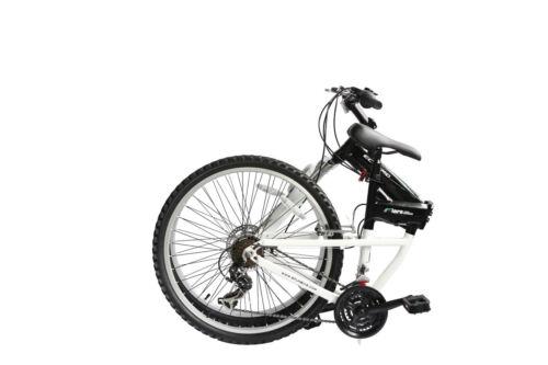 """26af18bl ecosmo 26 /"""" ROUE léger alliage pliable MTB vélo 17.5 /"""""""