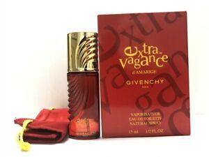Extravagance-D-039-Amarige-by-Givenchy-0-5-oz-15-ml-Eau-de-Toilette-Spray-Women