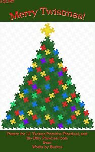 image is loading quilt pattern merry twistmas christmas tree quilt by