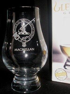 MALT WHISKY OFFICIAL GLENCAIRN SCOTCH MALT WHISKY TASTING GLASS