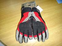 Größe M Handschuhe Protech Rot Gel Fahrradhandschuhe Neu
