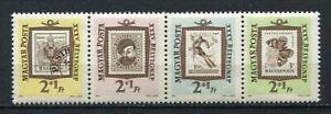 32099-HUNGARY-1962-MNH-Stamp-Day-4v-Scott-B228a