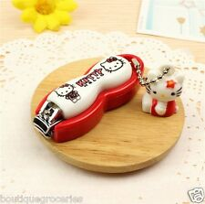 1pc New style Hello kitty figure Red Nail clipper anime cute nail clipper Gift