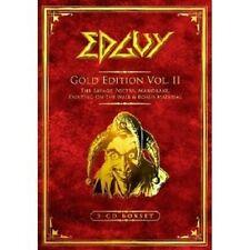 "EDGUY ""GOLD EDITION VOL. 2"" 3 CD NEU"
