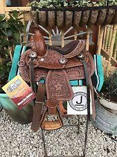 "8"" Kid Western Mini Pony Saddle NEW!"