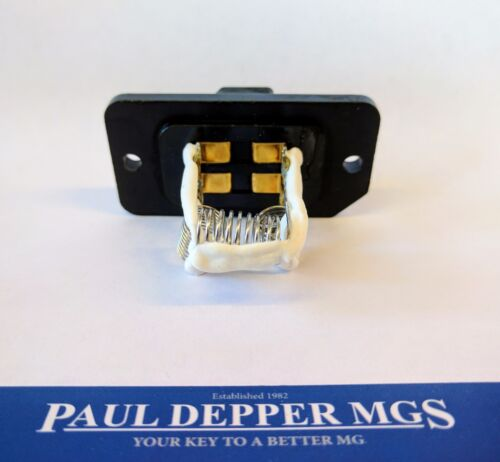 Genuine MG MG TF Riscaldamento Resistore Motore//reostato JGM100060//JGM100110A