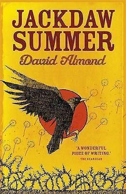 Jackdaw Summer, Almond, David, Good Book