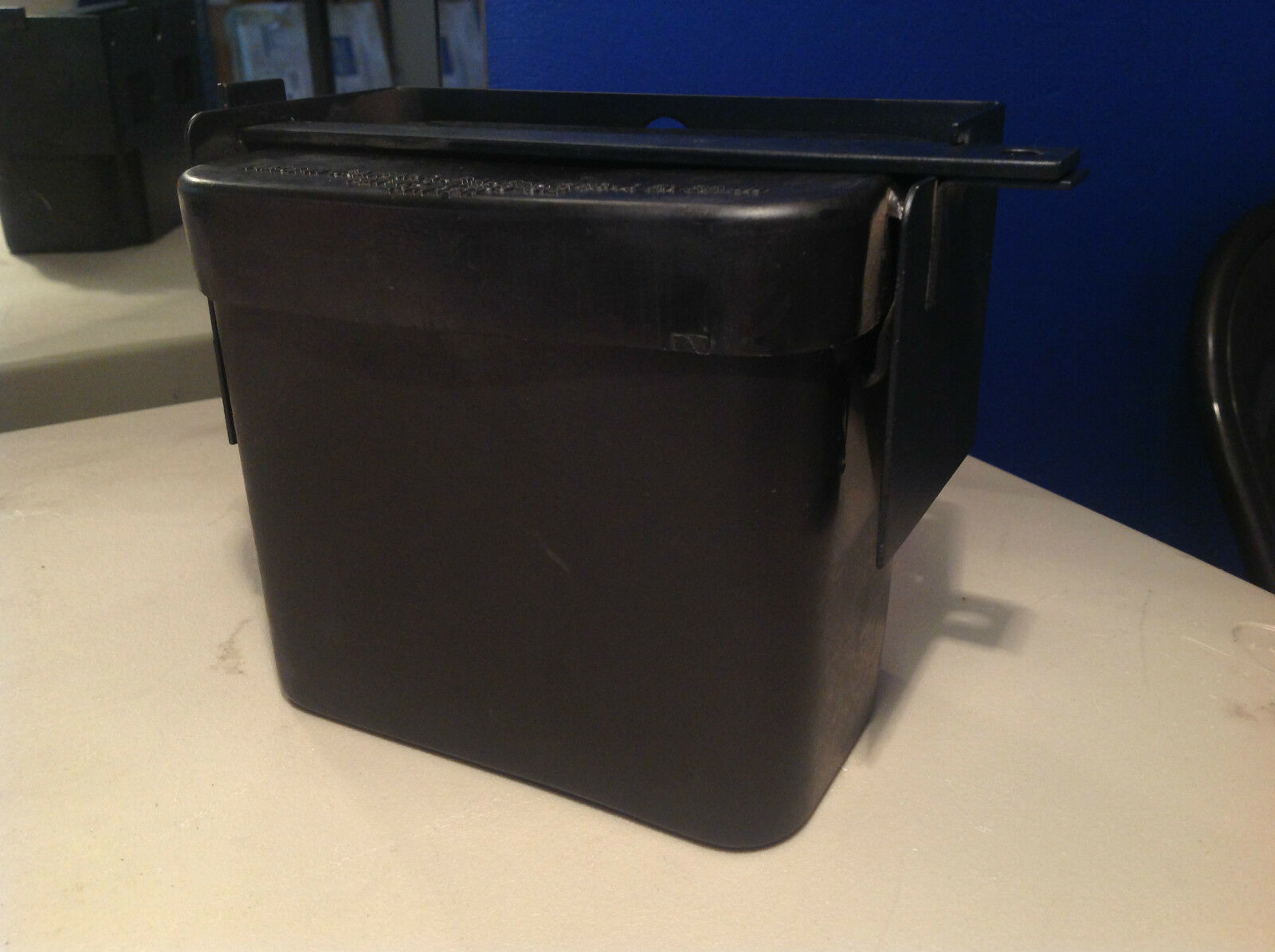 Lawn Tractor Battery Box : New breakaway trailer break battery box lockable tekonsha