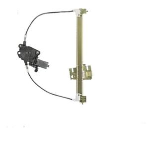 ALFA-ROMEO-33-84-94-MECANISME-LEVE-VITRE-GLACE-ELECTRIQUE-DROITE-AVANT-A-MOTEUR