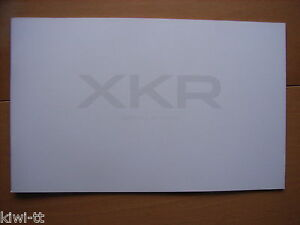Jaguar XKR Special Edition (Sondermodell) Prospekt / Brochure / Depliant, D - Bergkamen, Deutschland - Jaguar XKR Special Edition (Sondermodell) Prospekt / Brochure / Depliant, D - Bergkamen, Deutschland