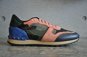 Sneaker Valentino Eur 39 Camouflage Rockrunner npxWx1g