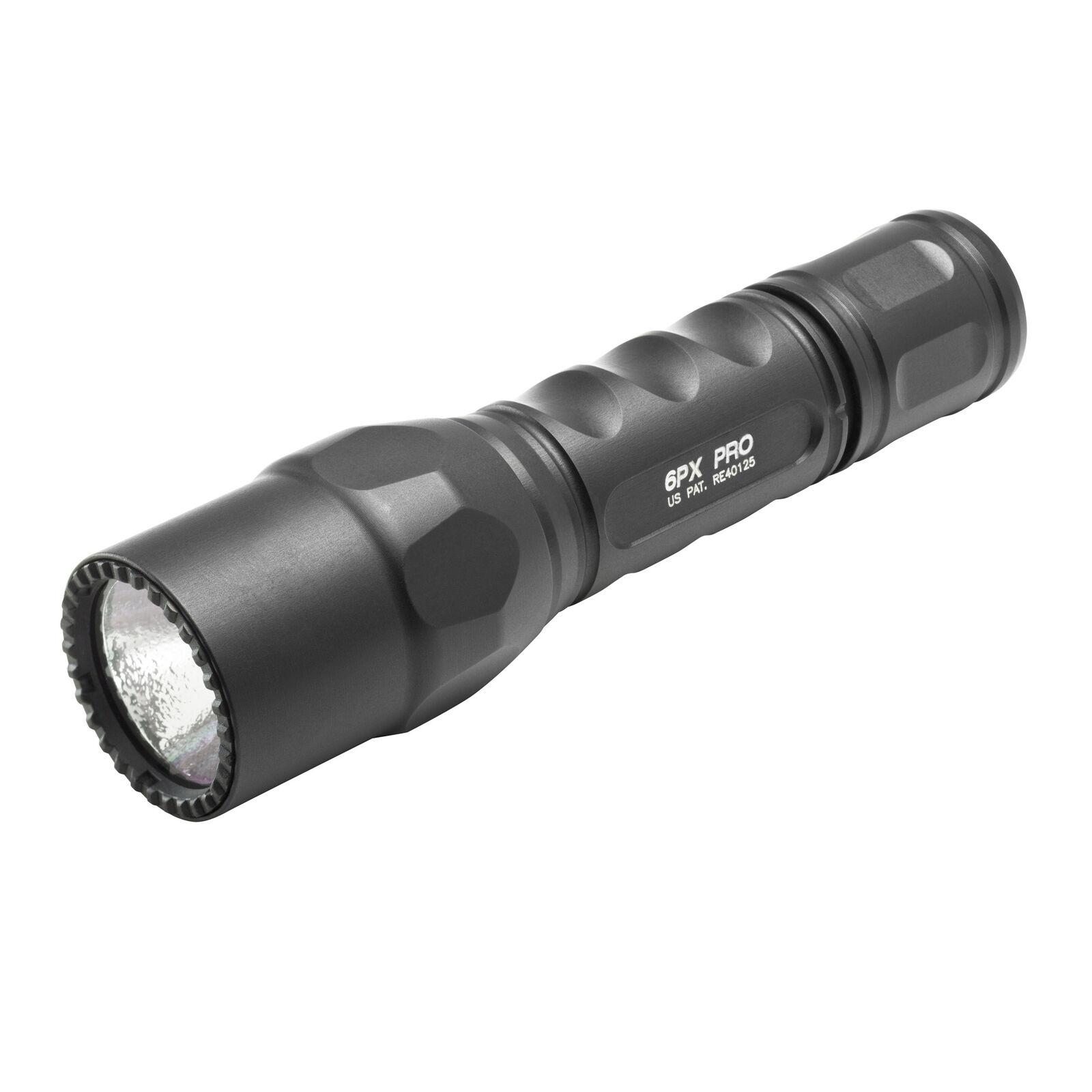 Surefire 6PX Tactical Pro Lampe de Poche Double Sortie DEL 600 lm