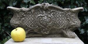 Jardiniere-HENRY-Pflanzschale-oval-46-x-20-cm-Steinguss-frostfest-nostalgisch
