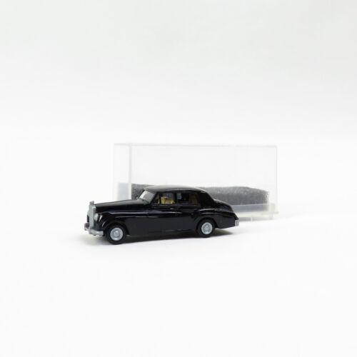 1:87 Revell praline modelo 84403-Bentley serie 2 en negro con embalaje original