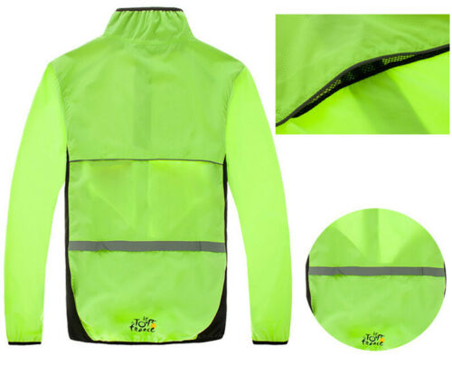 Tour de France Bike Bicycle Cycling Sport Clothing Jacket Windproof Coats Jersey