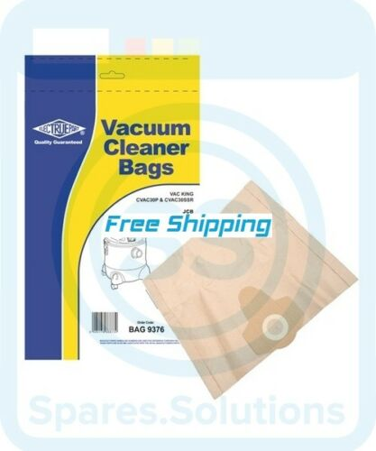 Replacement Vacuum Cleaner Bag For Einhell BT-VC 1250 S Pack of 5 Type:RU
