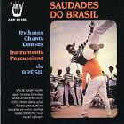 Saudades Do Brasil by Various Artists (CD, Jun-1995, Arion)