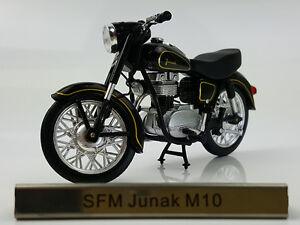 1/24 Atlas SFM Junak M10 Black