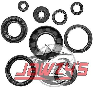 QUADBOSS Oil Seal Set//Kit Yamaha YFM 125 Breeze 91-04