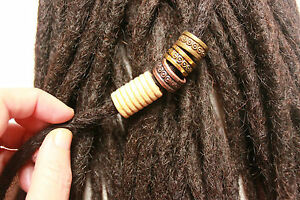 3-shades-of-bronze-dread-rings-with-wood-stopper-bead-dreadlock-accessory