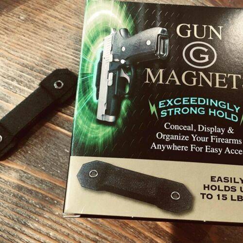 GO-Magnets Gun Mount W// Small Plate