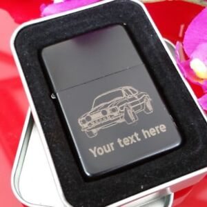 Ford Mk1 Escort Personalised Lighter Gift Gifts Present Presents Merchandise