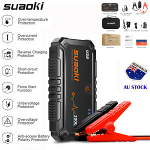 Suaoki-12V-2000A-Car-Jump-Starter-Booster-Emergency-Battery-Charger-Power-Bank