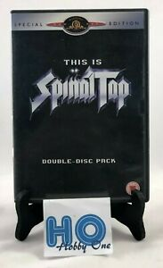 DVD-This-Is-Spinal-Tap-Edizione-Speciale-2-DVD-come-Nuova