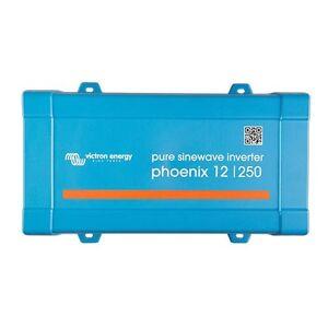 Victron phoenix 12v 250VA 200W sine wave inverter ve direct