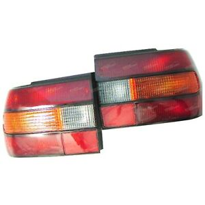 Smokey Tail Light Lamps suits Holden Commodore VN VP Sedan 1988~1993
