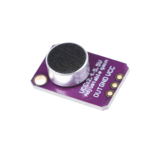 GY-4466 Microphone amplifier module max4466 adjustable gain for arduino ^P QE