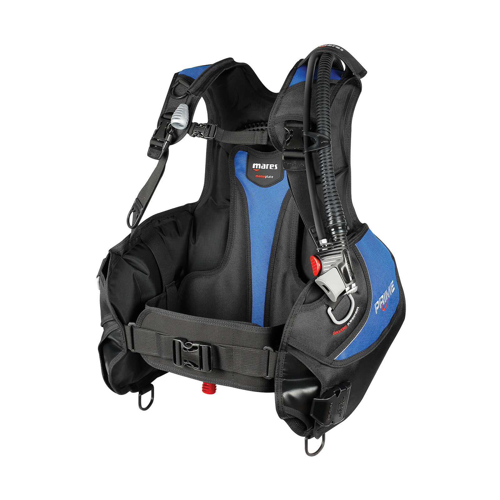 Mares Prime Upgradeable Dive Scuba Diving Men's BCD Buoyancy Compensator LG