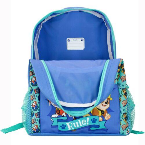 Paw Patrol Rucksack I Kids Paw Patrol Bag I Boys Paw Patrol Backpack