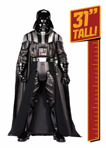 GIANT STAR WARS DARTH VADER FIGURE 31 INCH 80 CM TALL BRAND NEW!