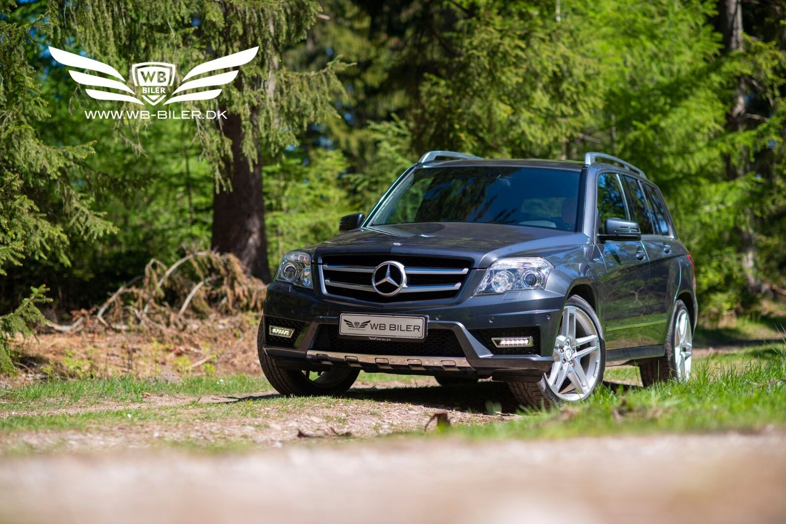 Mercedes GLK220 2,2 CDi aut. 4-M BE 5d