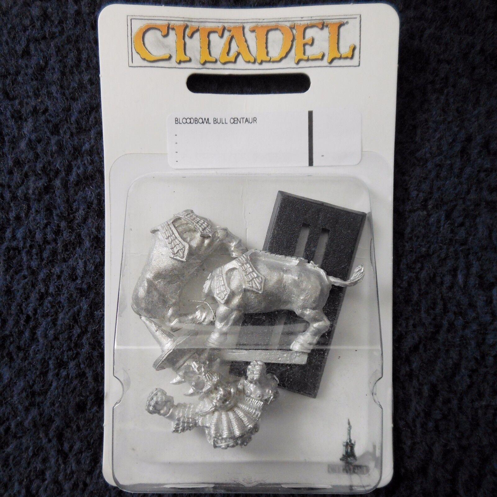 1994 Chaos Dwarf Bloodbowl 3rd Ed Star Player H'Thark Hthark the Unstoppable MIB