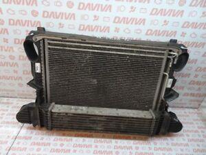 MERCEDES-BENZ-S-CLASS-W220-S320-2005-ENGINE-COOLING-amp-INTERCOOLER-RADIATOR