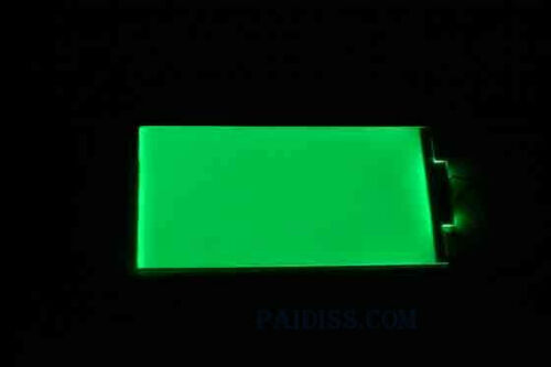 FlySky FS-TH9x etc with Free shipping LCD Backlight Kit-Green for Turnigy 9X