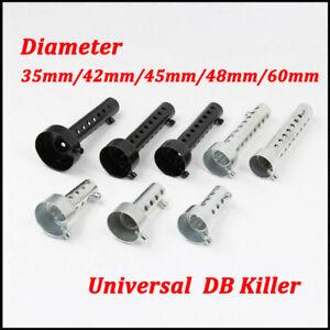 Universal-db-killer-chicane-silencieux-slip-on-exhaust-muffler-pipe-Vent-Tuyau-Moteur
