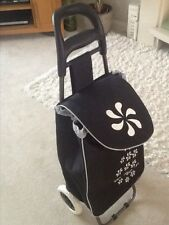 FOLDING SHOPPING TROLLEY WITH WHEELS, LIGHT WEIGHT, WATER PROOF