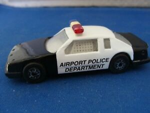 Details about Maisto Tonka Airport Police Chevrolet Caprice Diecast Car